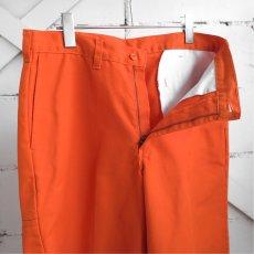 """画像5: """"Dickies"""" Loose Fit Work Shorts ORANGE size W32INCH (5)"""
