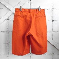 """画像2: """"Dickies"""" Loose Fit Work Shorts ORANGE size W32INCH (2)"""
