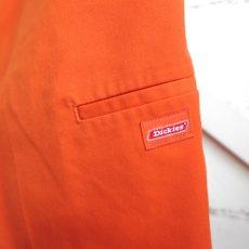 """画像6: """"Dickies"""" Loose Fit Work Shorts ORANGE size W32INCH (6)"""