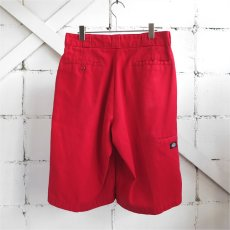 "画像2: ""Dickies"" Loose Fit Work Shorts RED size W32INCH (2)"