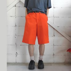 """画像3: """"Dickies"""" Loose Fit Work Shorts ORANGE size W32INCH (3)"""