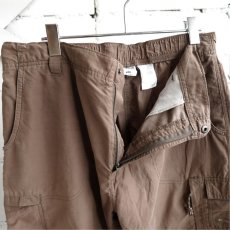 "画像5: ""Columbia Smooth Nylon Cargo Shorts MOCHA BROWN size W33~36INCH (5)"