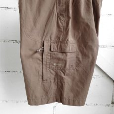 "画像7: ""Columbia Smooth Nylon Cargo Shorts MOCHA BROWN size W33~36INCH (7)"