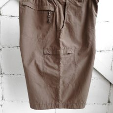 "画像6: ""Columbia Smooth Nylon Cargo Shorts MOCHA BROWN size W33~36INCH (6)"