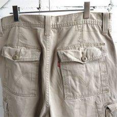 """画像7: """"Levi's"""" Chino Cargo Shorts LIGHT BEIGE size W35INCH (7)"""