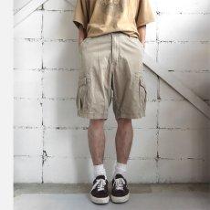 """画像3: """"Levi's"""" Chino Cargo Shorts LIGHT BEIGE size W35INCH (3)"""