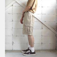 """画像4: """"Levi's"""" Chino Cargo Shorts LIGHT BEIGE size W35INCH (4)"""