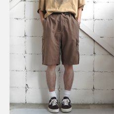 "画像3: ""Columbia Smooth Nylon Cargo Shorts MOCHA BROWN size W33~36INCH (3)"