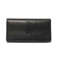 """画像3: """"JUTTA NEUMANN"""" Leather Wallet """"Waiter's Wallet"""" -長財布- color : Black / Purple (3)"""