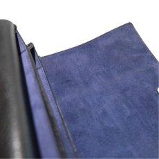 """画像10: """"JUTTA NEUMANN"""" Leather Wallet """"Waiter's Wallet"""" -長財布- color : Black / Purple (10)"""