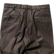 """画像5: Riprap """"Two Tuck Slacks"""" -Cotton Army Serge- color : SUNBURN size LARGE-REGULAR (5)"""