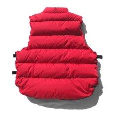 """画像2: Riprap """"Down Not Life Jacket"""" color : RED size LARGE (2)"""