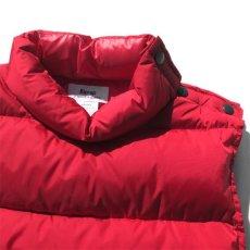 """画像3: Riprap """"Down Not Life Jacket"""" color : RED size LARGE (3)"""