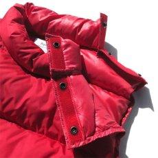 """画像4: Riprap """"Down Not Life Jacket"""" color : RED size LARGE (4)"""