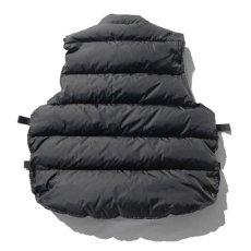 """画像2: Riprap """"Down Not Life Jacket"""" color : BLACK size LARGE (2)"""
