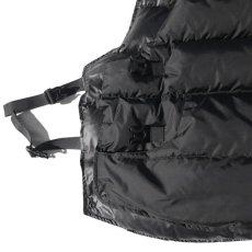 """画像6: Riprap """"Down Not Life Jacket"""" color : BLACK size LARGE (6)"""