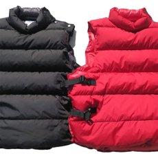 """画像9: Riprap """"Down Not Life Jacket"""" color : RED size LARGE (9)"""