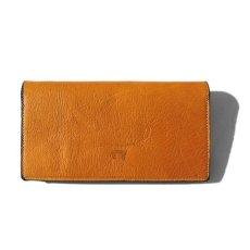 """画像2: """"JUTTA NEUMANN"""" Leather Wallet """"Waiter's Wallet"""" -長財布- color : MUSTARD / LIME YELLOW (2)"""