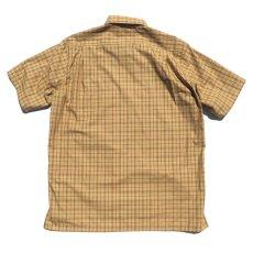 """画像2: Riprap """"S/S Semi Open Collar Shirt"""" -Plaid Broad-  color BEIGE/MINT size MEDIUM, LARGE, X-LARGE (2)"""