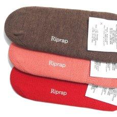 """画像4: Riprap """"OG Merino Invisible Socks"""" made by HALISON size MEN'S FREE (25~27cm) (4)"""
