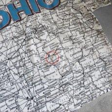 "画像6: 1990's U.S.A. ""OHIO"" Print T-Shirt WHITE size XL-XXL (6)"