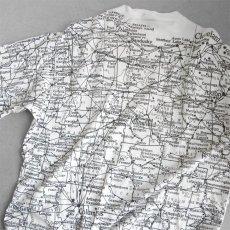 "画像3: 1990's U.S.A. ""OHIO"" Print T-Shirt WHITE size XL-XXL (3)"