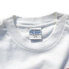 """画像3: GILDAN """"CANADA"""" Map Print T-Shirt WHITE size XL (3)"""