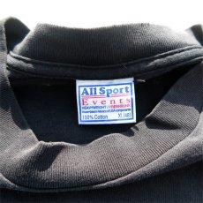 """画像5: 2000's """"KISS"""" World Tour Print T-Shirt BLACK size XL (5)"""
