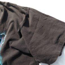 """画像8: 2000's """"KISS"""" World Tour Print T-Shirt BLACK size XL (8)"""
