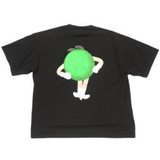 "画像3: U.S.A. ""M&M'S"" Character Print T-Shirt BLACK size XL-XXL (3)"