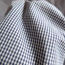 "画像5: 1990's ""Brooks Brothers"" Broad B.D. Shirt NAVY CHECK size XL-XXL (5)"