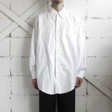 "画像7: 1990's U.S.A. ""Brooks Brothers"" Oxford B.D. Shirt WHITE size L (7)"