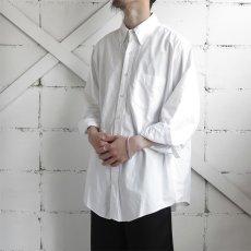 "画像2: 1990's U.S.A. ""Brooks Brothers"" Oxford B.D. Shirt WHITE size L (2)"