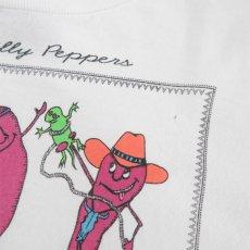 """画像4: 1990's """"Red Hot Silly Peppers"""" Print T-Shirt WHITE size XL-XXL (4)"""