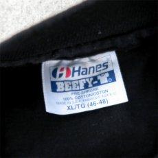 """画像3: 1990's """"MANATEES"""" Animal Big Print T-Shirt BLACK size XL (3)"""