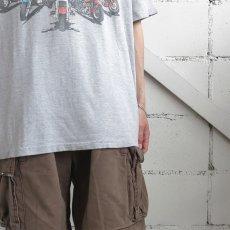 """画像11: 1990's """"HARLEY-DAVIDSON"""" -LOONEY TUNES- Print T-Shirt HEATHER GREY size XL (11)"""