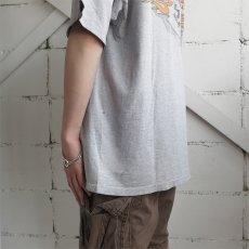 """画像9: 1990's """"HARLEY-DAVIDSON"""" -LOONEY TUNES- Print T-Shirt HEATHER GREY size XL (9)"""