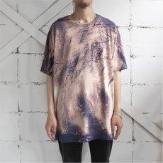 """画像2: Old """"Polo by Ralph Lauren"""" Bleached Pocket T-Shirt NAVY size XL-XXL (2)"""