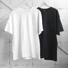 """画像6: NEW """"TROUBLE COFFEE"""" -SHOP LOGO- Back Print Pocket T-Shirt BLACK size L, XL (6)"""