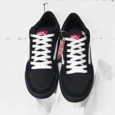 画像3: NEW VANS  Suede/Synthetic Skate Shoes BLACK/WHITE size US 9~13 (3)