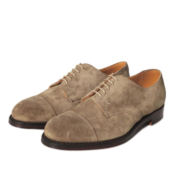 """画像1: Riprap -made by CHEANEY- """"HARWELL(MOD)RR"""" Suede Leather Shoes color : TUNDRA  size UK6.5~9(25.5~28cm) (1)"""