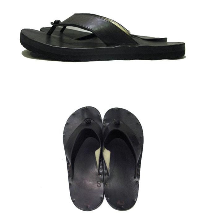 "画像2: JUTTA NEUMANN ""PETRA"" Leather Sandal GREEN size 10 D"