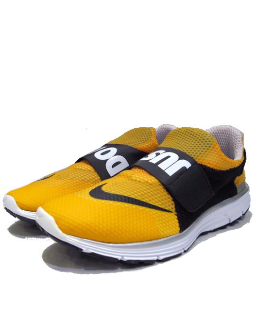画像1: NEW NIKE LUNAFLY 306 Yellow / Black / White size 11.5 (1)