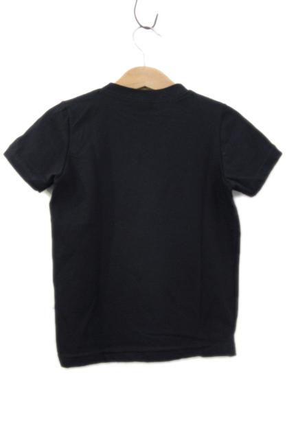 """画像2: """"ポエムのTee"""" for KID'S アメリカンアパレル"""" P """"BLACK size 2(90cm) / 4(110cm) / 6(120cm)/8/10"""