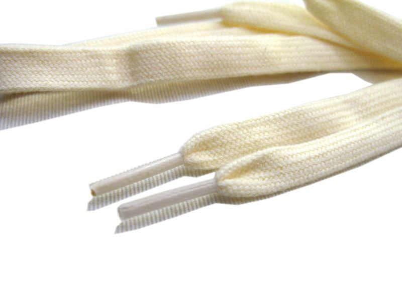 "画像3: SHOE SHIFT ""Regular Width"" Cotton Shoelace -made in JAPAN- NATURAL"