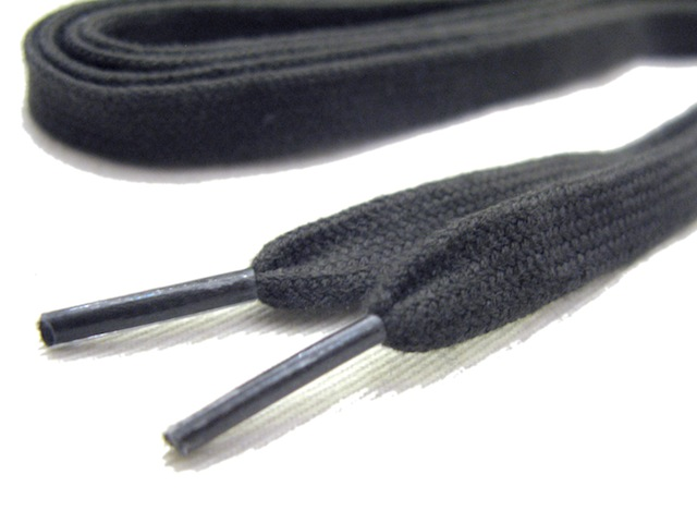 "画像3: SHOE SHIFT ""Regular Width"" Cotton Shoelace -made in JAPAN- GREY"