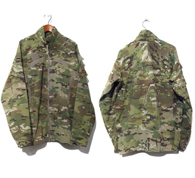 """画像2: U.S.ARMY ECWCS """"GEN III""""  Level4 Wind Jacket Dead Stock MULTICAM size SMALL - REGULAR"""