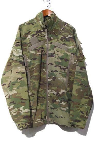 """画像1: U.S.ARMY ECWCS """"GEN III""""  Level4 Wind Jacket Dead Stock MULTICAM size SMALL - REGULAR"""