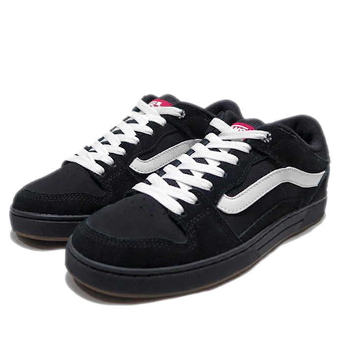 画像1: NEW VANS Suede Skate Shoes Black / White size US 7 ~ 13
