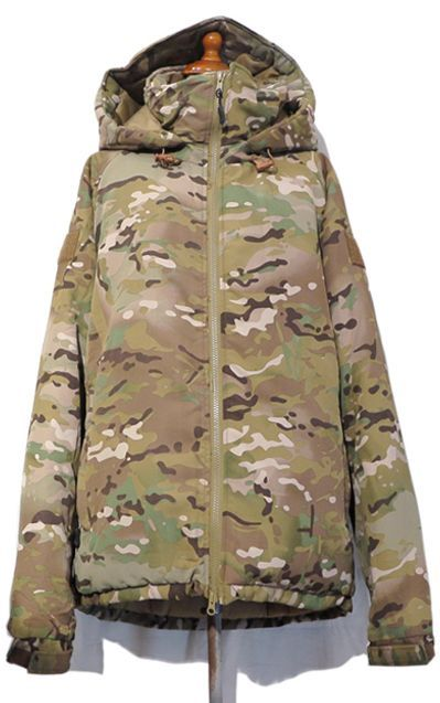 "画像1: U.S. ARMY  ""WILD THINGS"" Level7 High Loft Jacket  Dead Stock MALTICAM size X-SMALL-REGULAR"